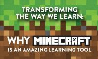 Minecraft Can Be A Teaching Tool