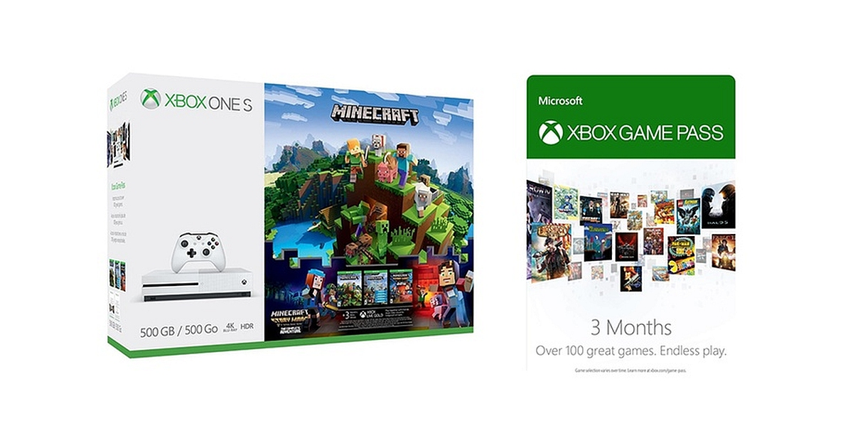 Minecraft Joins Forces with Xbox Game Pass